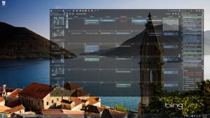 VueMinder Calendar Lite - náhled