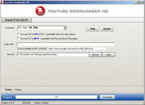 Youtube Downloader HD - náhled
