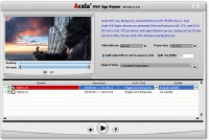 Acala DVD 3gp Ripper - náhled
