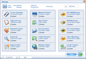 Wiretap Professional - náhled