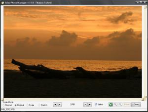 GSA Photo Manager - náhled