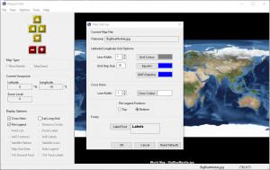 MapList-Flat - náhled