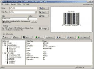 Barcode Studio - náhled