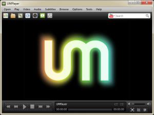 UMPlayer - náhled