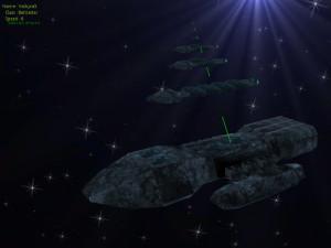Galaxie 2 - náhled