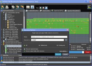 Active@ Data Studio - náhled