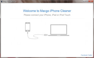 Macgo Free iPhone Cleaner - náhled