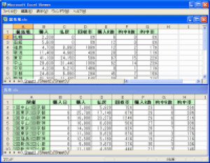Excel Viewer - náhled