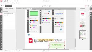 Icecream PDF Editor - náhled