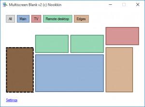 Multiscreen Blank - náhled