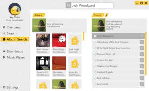YouTube Song Downloader - náhled