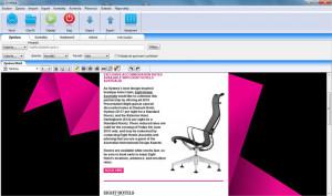 Email Marketing Studio - náhled