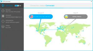VPN Unlimited - náhled