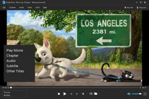 VideoSolo Blu-ray Player - náhled