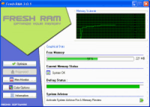 Fresh RAM - náhled