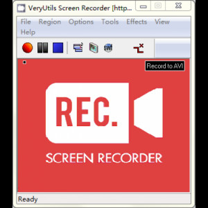 VeryUtils Screen Recorder - náhled