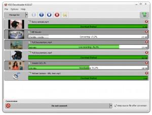 VSO Downloader - náhled