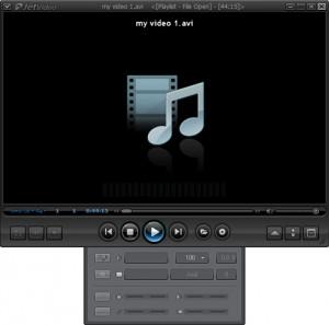 jetVideo - náhled