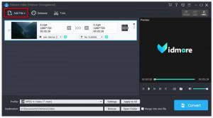 Vidmore Video Enhancer - náhled