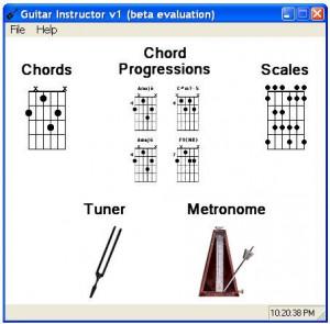 Guitar Instructor - náhled
