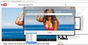 Ummy Video Downloader - náhled