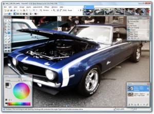 Paint.NET - náhled