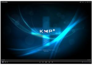 KMPlayer - náhled