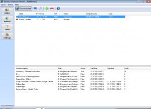 ExtraSpy Employee Monitor - náhled