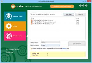 Houlo Video Downloader - náhled