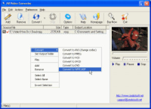 All Video Converter - náhled