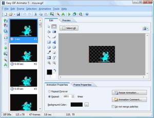 Easy GIF Animator - náhled
