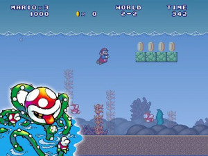 Mario Forever - náhled