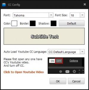 YouTubePlayer - náhled
