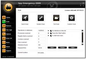 Spy Emergency - náhled