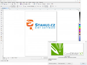 CorelDRAW Graphics Suite - náhled