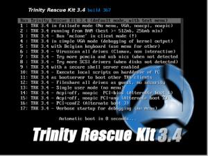 Trinity Rescue Kit - náhled