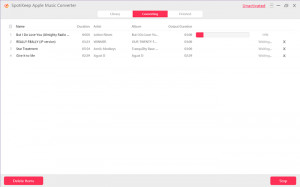 Apple Music Converter - náhled