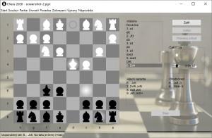 Šachy - náhled