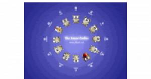 ALTools Lunar New Year Desktop Wallpaper - náhled