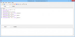 CalculationLaboratory - náhled