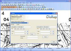 OkMap - náhled