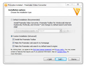 Freemake Video Converter - náhled