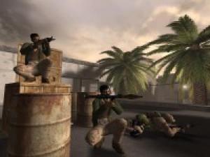 Wolfenstein: Enemy Territory - náhled