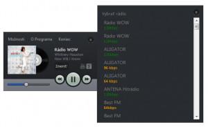 RadioSCAN.sk - náhled