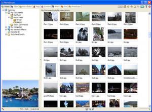 Photoscape - náhled