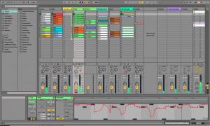Ableton Live - náhled