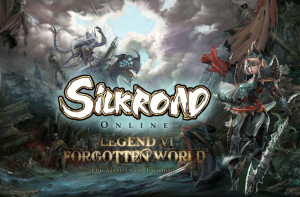 Silkroad Online Legend VI Global - náhled
