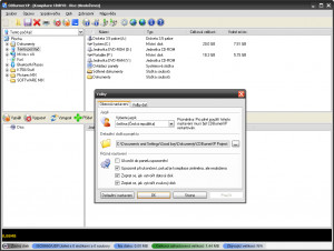 CDBurnerXP - náhled