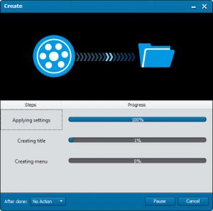 Aiseesoft Blu-ray Creator - náhled