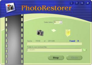 PhotoRestorer - náhled
